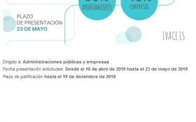 AYUDAS INFRAESTRUCTURAS DE RECARGA PARA VEHÍCULOS ELÉCTRICOS 2019